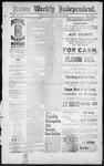 Raton Weekly Independent, 05-25-1889