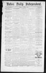 Raton Daily Independent, 10-22-1886