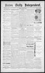 Raton Daily Independent, 07-27-1888