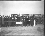 1908 Photo of the UNM Board of Regents by University of New Mexico Board of Regents