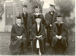 Regents Photo in 1933