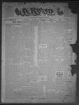 La Revista de Taos, 03-11-1910 by José Montaner