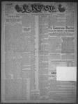 La Revista de Taos, 11-22-1912 by José Montaner