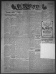 La Revista de Taos, 03-21-1913 by José Montaner