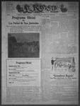 La Revista de Taos, 09-12-1913 by José Montaner