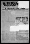 La Revista de Taos, 10-01-1915 by José Montaner