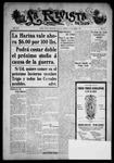 La Revista de Taos, 04-27-1917 by José Montaner