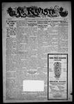 La Revista de Taos, 06-08-1917 by José Montaner