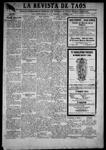La Revista de Taos, 10-11-1918 by José Montaner