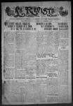 La Revista de Taos, 11-25-1921 by José Montaner