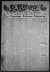 La Revista de Taos, 12-16-1921 by José Montaner