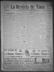 La Revista de Taos, 12-20-1907 by José Montaner