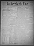 La Revista de Taos, 01-29-1909 by José Montaner