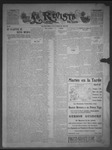 La Revista de Taos, 04-08-1910 by José Montaner