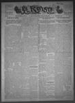 La Revista de Taos, 03-22-1912 by José Montaner