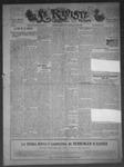 La Revista de Taos, 05-31-1912 by José Montaner