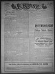 La Revista de Taos, 08-02-1912 by José Montaner