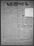La Revista de Taos, 08-23-1912 by José Montaner