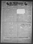 La Revista de Taos, 08-30-1912 by José Montaner