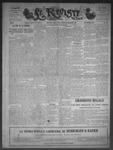 La Revista de Taos, 09-06-1912 by José Montaner