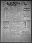 La Revista de Taos, 04-18-1913 by José Montaner
