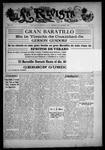La Revista de Taos, 08-13-1915 by José Montaner