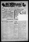 La Revista de Taos, 09-03-1915 by José Montaner