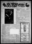 La Revista de Taos, 04-20-1917 by José Montaner