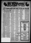 La Revista de Taos, 07-27-1917 by José Montaner