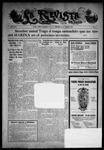La Revista de Taos, 03-22-1918 by José Montaner