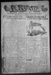 La Revista de Taos, 12-09-1921 by José Montaner
