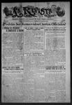 La Revista de Taos, 08-25-1922 by José Montaner