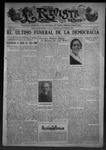 La Revista de Taos, 10-06-1922 by José Montaner