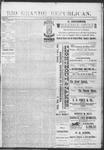 Rio Grande Republican, 05-04-1889 by Charles Metcalfe