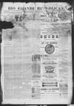 Rio Grande Republican, 12-13-1890 by Charles Metcalfe