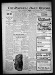 Roswell Daily Record, 09-07-1903 by H. E. M. Bear