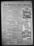 Roswell Daily Record, 09-09-1903 by H. E. M. Bear