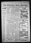 Roswell Daily Record, 09-11-1903 by H. E. M. Bear