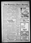 Roswell Daily Record, 09-14-1903 by H. E. M. Bear