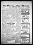 Roswell Daily Record, 10-01-1903 by H. E. M. Bear