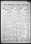 Roswell Daily Record, 11-12-1903 by H. E. M. Bear