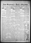 Roswell Daily Record, 11-28-1903 by H. E. M. Bear