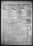 Roswell Daily Record, 12-09-1903 by H. E. M. Bear