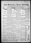 Roswell Daily Record, 12-26-1903 by H. E. M. Bear