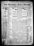 Roswell Daily Record, 01-01-1904 by H. E. M. Bear