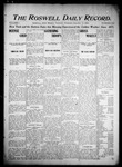 Roswell Daily Record, 01-05-1904 by H. E. M. Bear