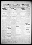 Roswell Daily Record, 01-08-1904 by H. E. M. Bear