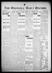 Roswell Daily Record, 01-12-1904 by H. E. M. Bear