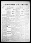 Roswell Daily Record, 01-21-1904 by H. E. M. Bear