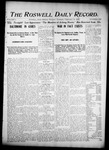 Roswell Daily Record, 02-08-1904 by H. E. M. Bear